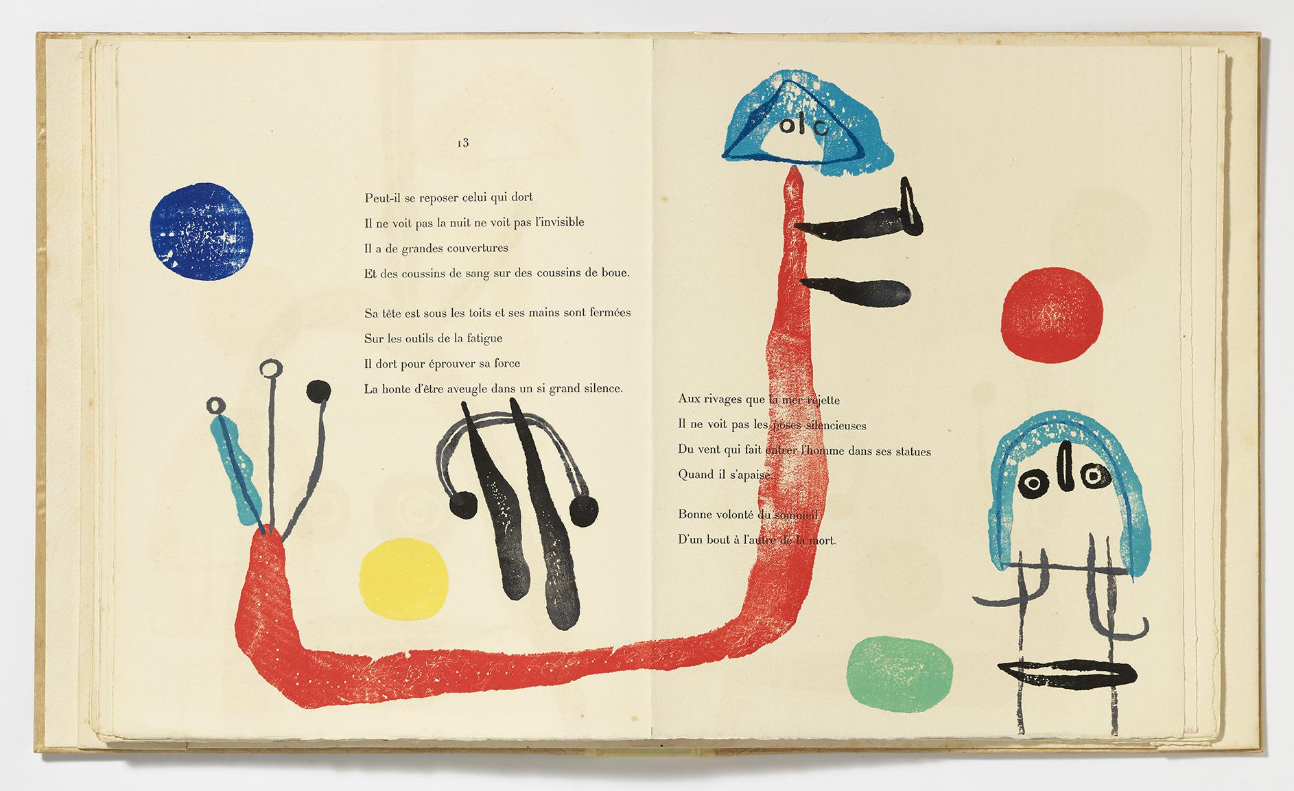 à Toute épreuve Y El Arte Del Lenguaje Blog Fundació Joan Miró