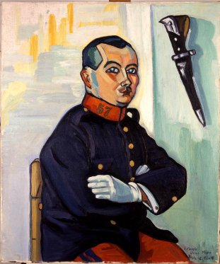 Portrait of Joan Miró
