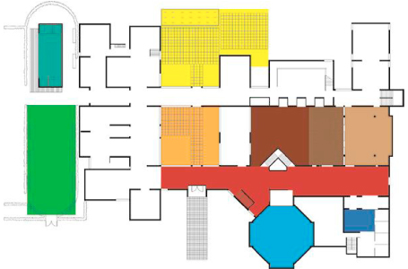 Foundation floorplan
