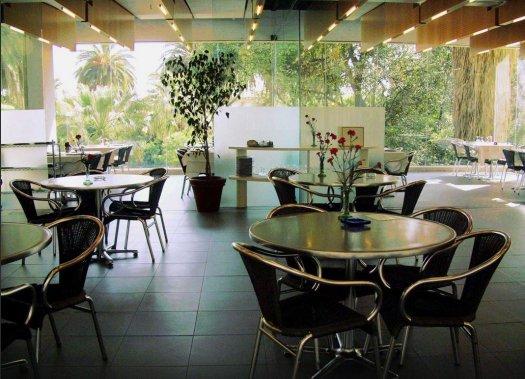 Restaurante Fundació Joan Miró
