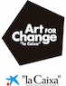 Art for change la Caixa