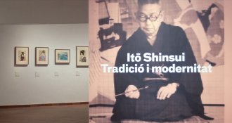 Itō Shinsui. Tradition and Modernity
