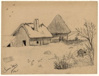 Untitled (Cottages)
