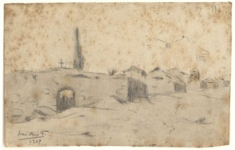 Untitled (Cemetery)