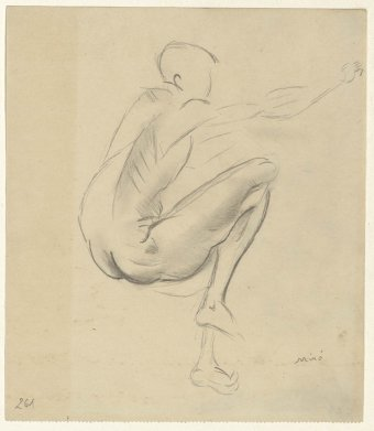 Untitled (Nude)