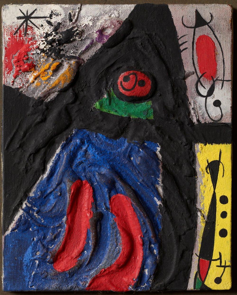 Pintura pinturas cat logo de obras fundaci joan mir - Catalogo pinturas bruguer ...