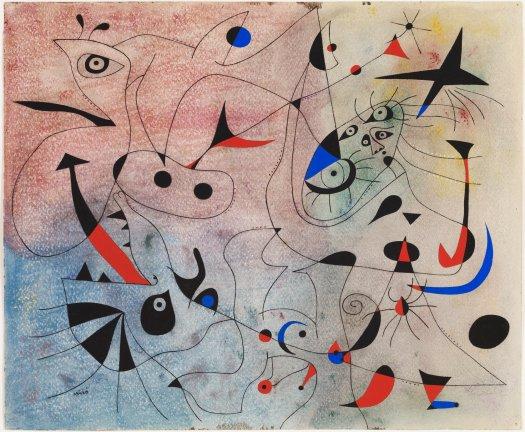 La Estrella Matinal Pinturas Catálogo De Obras Fundació Joan Miró