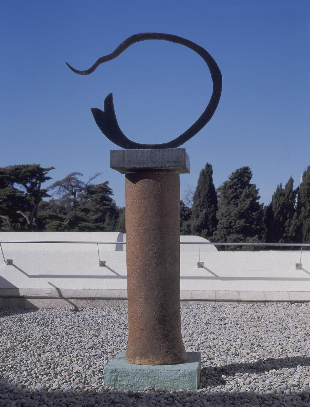 Hommage to Joan Miró | Sculptures and ceramics | Catalog of works ...