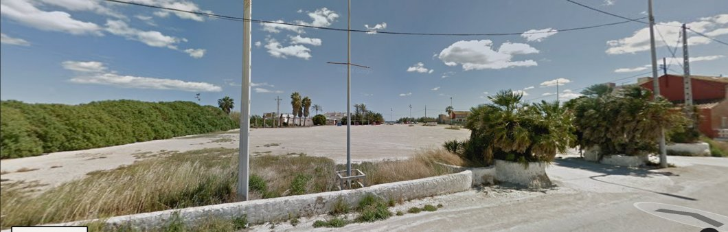 The Face club in Valencia. Google Street View snapshot