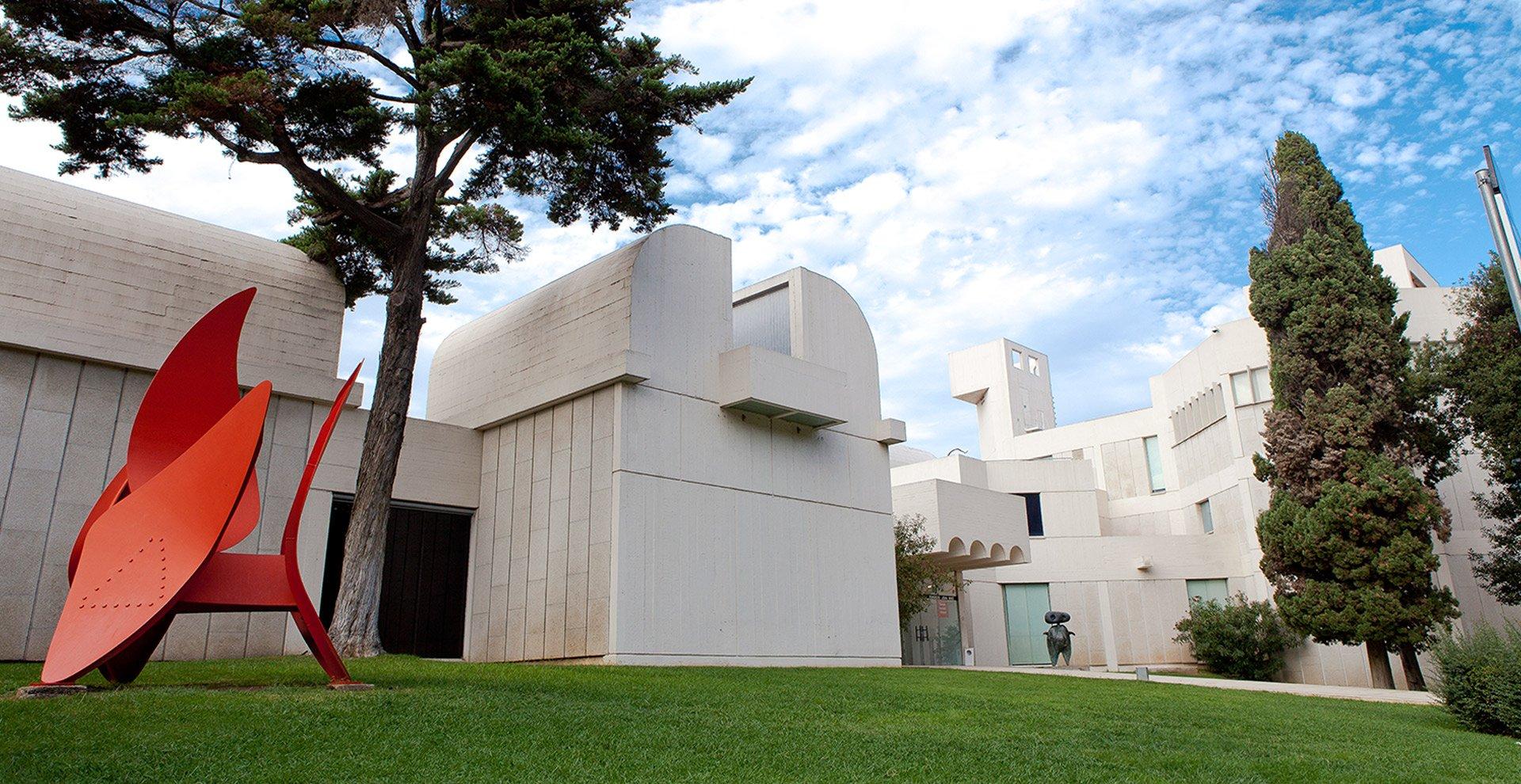 Home  Fundació Joan Miró