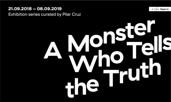 <p>A Monster Who Tells the Truth</p>