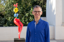 Marko Daniel, new director of the Fundació Joan Miró