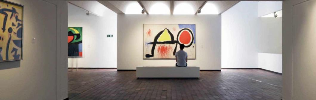 Works at the Fundació Joan Miró  Fundació Joan Miró