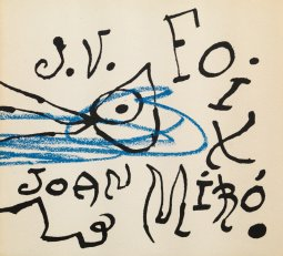Miró and the Catalan Poets