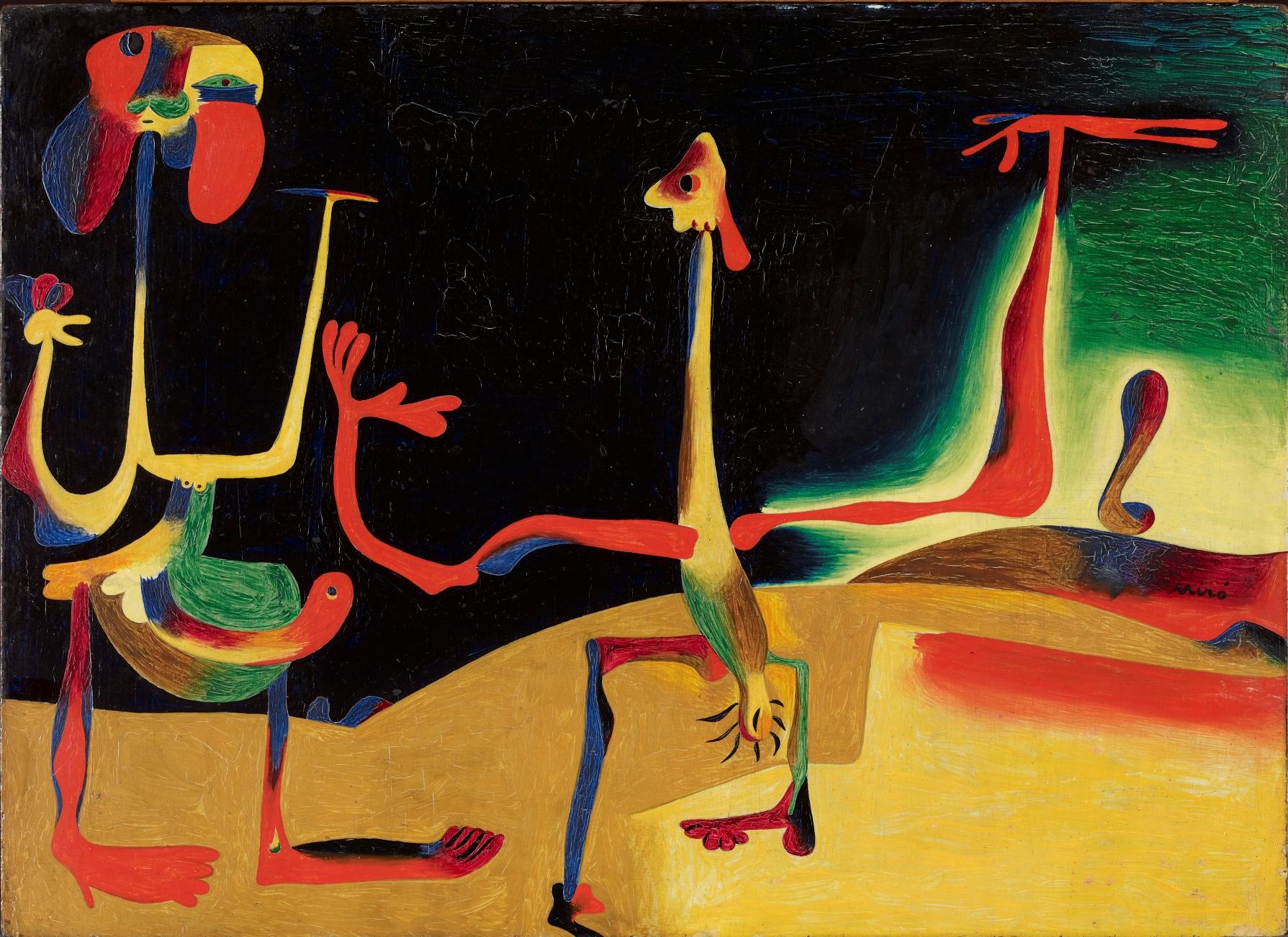 A Body as a Universe | General | Fundació Joan Miró